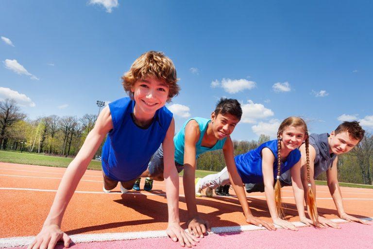 אימון כושר לילדים – שומרים על גוף בריא
