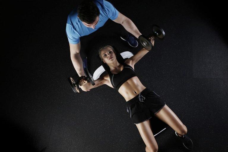 מאמן כושר אישי בתלמונד: שגרת אימונים להצלחה!