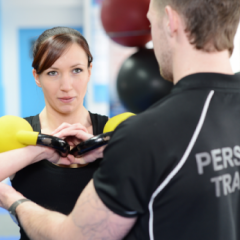 מתאמנים עם מאמן כושר אישי בקריות