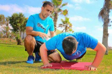 אימון קיקבוקס לשיפור הכושר הגופני