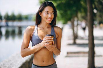 קפאין לפני פעילות גופנית – האם מועיל או מזיק